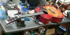 写真:ギターリペアクリニック!!|富士店