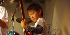 写真:楽器を習えばバンドが組める!|富士店