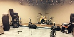 写真:イベントの練習にスタジオ&教室レンタル|富士店