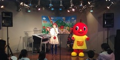 写真:おんがくなかよしコース対象エレクトーンコンサートレポート 富士店
