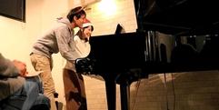 写真:[生徒紹介]講師からの提案で生まれた生徒様同士のデュオピアノ|富士店