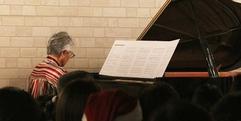 写真:[生徒紹介]ピアノ&声楽 姉妹でアンサンブル |富士店