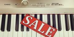 写真:【電子ピアノ】特価商品!!|富士店