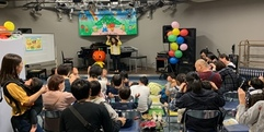 写真:【ヤマハ音楽教室】ぷっぷるのがっきたんけん!コンサート♪ 富士店