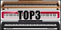 写真:お手頃な電子ピアノ勝手にランキング!【TOP3】|富士店