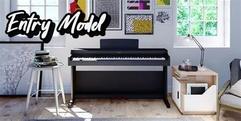 写真:【電子ピアノ】気軽にピアノを楽しみたい方にオススメなエントリーモデルのご紹介!! 富士店
