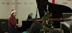 写真:ぷっぷるのクリスマスコンサート♪ 藤枝店