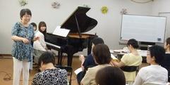 写真:新版オルガン・ピアノの本 ステップアップ講座開催しました 藤枝店