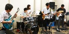 写真:バンド発表会:パープルJAM2016合同練習1回目! 藤枝店