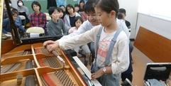 写真:ピアノ解体SHOW!レポートvol.3 藤枝店