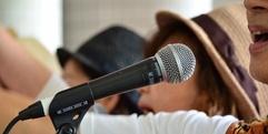 写真:藤枝・焼津でボーカル・ボイトレレッスンを始めよう!ボーカル教室ご案内|藤枝店