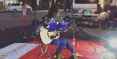 写真:[オーレ藤枝]【動画有】プチプレミアムビアフェスにて演奏行いました|藤枝店