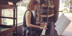 写真:【動画有】LivingD 第一建設様のイベントにてピアノ演奏を行いました 藤枝店