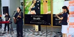 写真:[オーレ藤枝]【動画有】7/29ホテルオーレ前で演奏を行いました|藤枝店