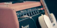 写真:[オーレ藤枝]スタジオ初心者必見!ギターとアンプの繋ぎ方|藤枝店