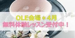 写真:[オーレ藤枝] 4月*無料体験レッスン受付中!! | 藤枝店