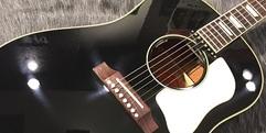 写真:エレアコ Gibson Custom Shop Kazuyoshi Saito J-160E EB【レコメンド】 本店