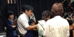 写真:8/20(土)ピアノ解体SHOWレポート! おとサロン静岡呉服町