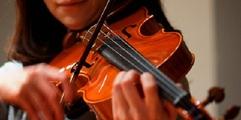 写真:バイオリン教室のご案内 おとサロン静岡呉服町