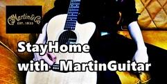 写真:ソファーでくつろぎたいマーティン3選【Stay Home with Martin Guitar】|本店