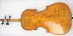 写真:バイオリン GRASLITZ BOHMENラベル 1900年頃製 4/4サイズ【中古】|本店