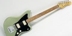 写真:中古楽器入荷情報 【Fender Player Jazzmaster PF SGM】|本店