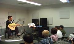 写真:南澤大介ギターLIVE&セミナーを開催しました! 沼津店