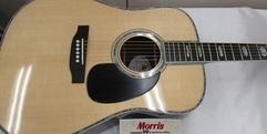 写真:フォークギター MORRIS PREMIUM |沼津店