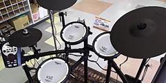 写真:ローランド V-ドラム TD-11KQ-PS|沼津店