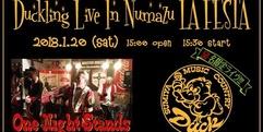 写真:【ライブ情報】Duckling Live in Numazu LA FESTA|沼津店