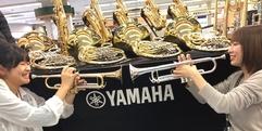 写真:管楽器フェアやってます!! 沼津店