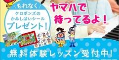 写真:ヤマハ音楽教室☆幼児科対象の方に嬉しいお知らせ!|沼津店