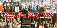 写真:新品ギターコーナー初売り!2019|沼津店
