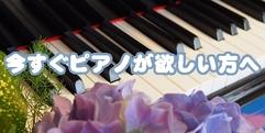 写真:お得なキャンペーン開催中!すぐに納品・お渡しできる電子ピアノ|沼津店