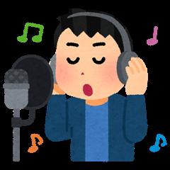 【いらすとや】レコーディング(男性) 240_240.png