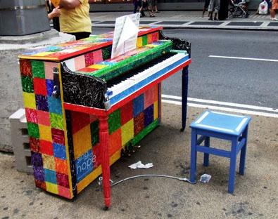 ピアノ ストリート