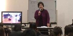 写真:石黒加須美先生セミナー大好評でした。