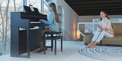 写真:ローランドより新発売の電子ピアノ!LXもHPも試弾できます!|SBS通り店