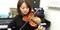 写真:バイオリン講師♪大橋由佳先生のレッスンお邪魔しました~|おとサロンSBS通り